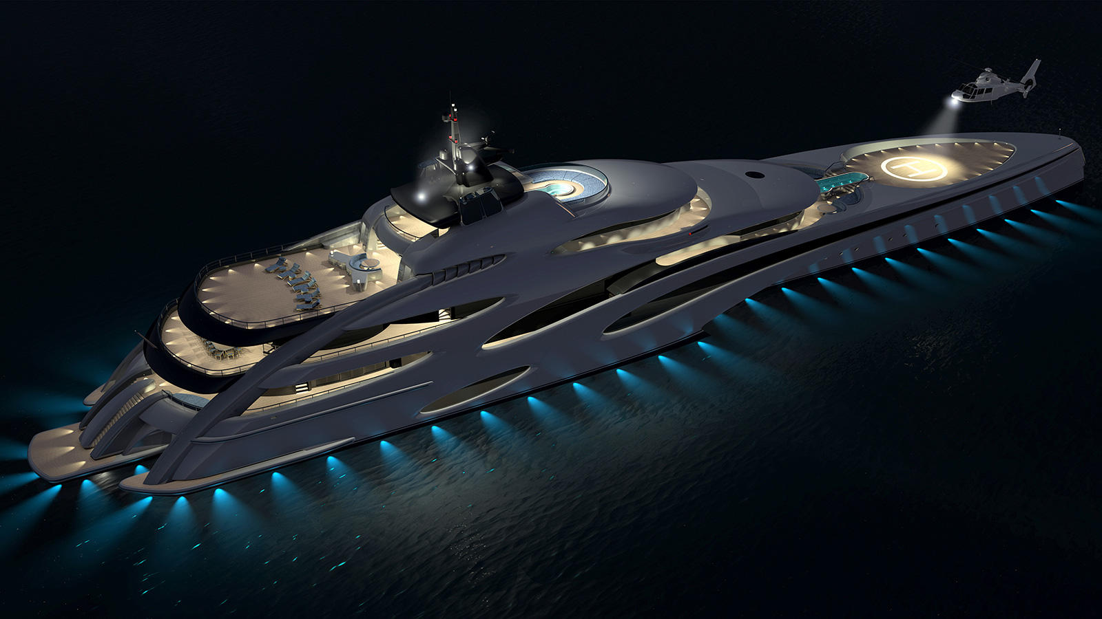 M eco yachts trimaran concept revealed yacht harbour