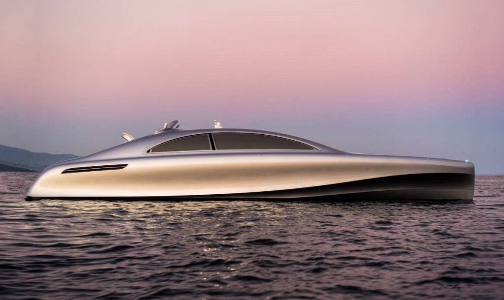 fe92de523fb2 Silver Arrows Marine and Finnish shipyard Baltic Yachts are delighted to  confirm their partnership for the series production of the new  Arrow460-Granturismo ...