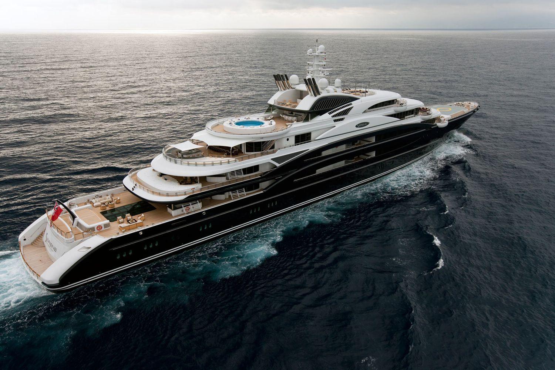 Serene - Fincantieri Yachts Motor Yacht | superyachts.com