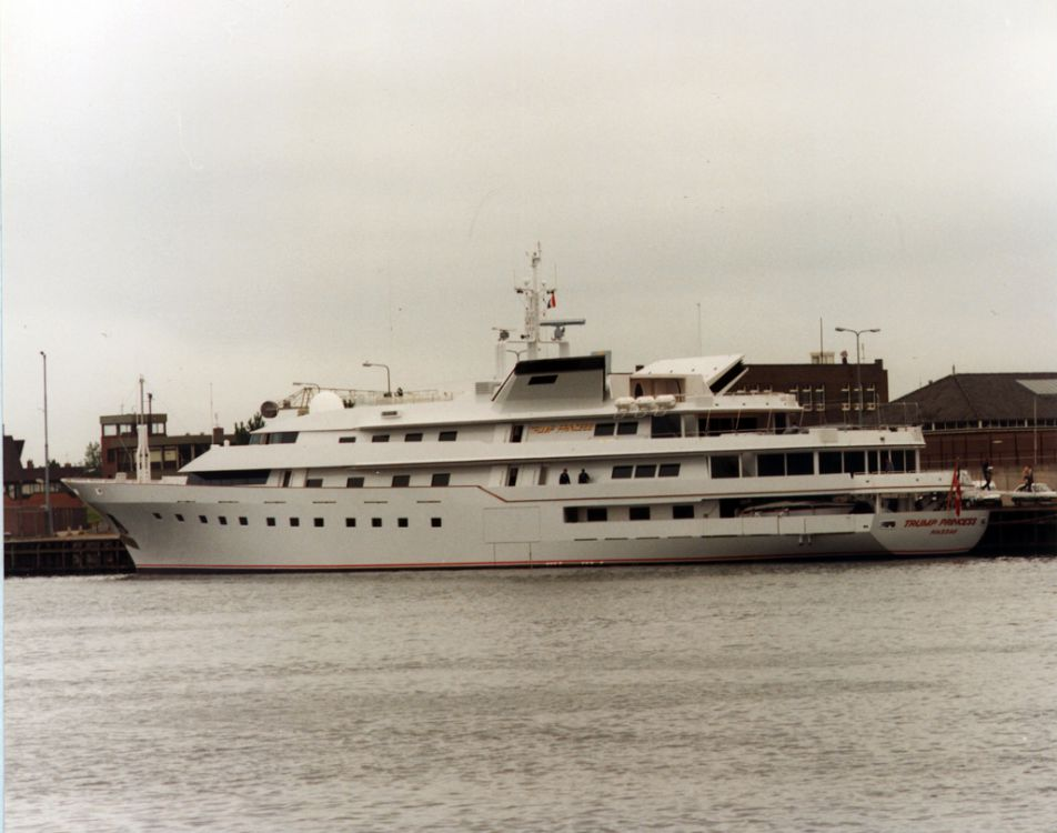 Serial Yacht Owners Trump Princess Yacht Harbour