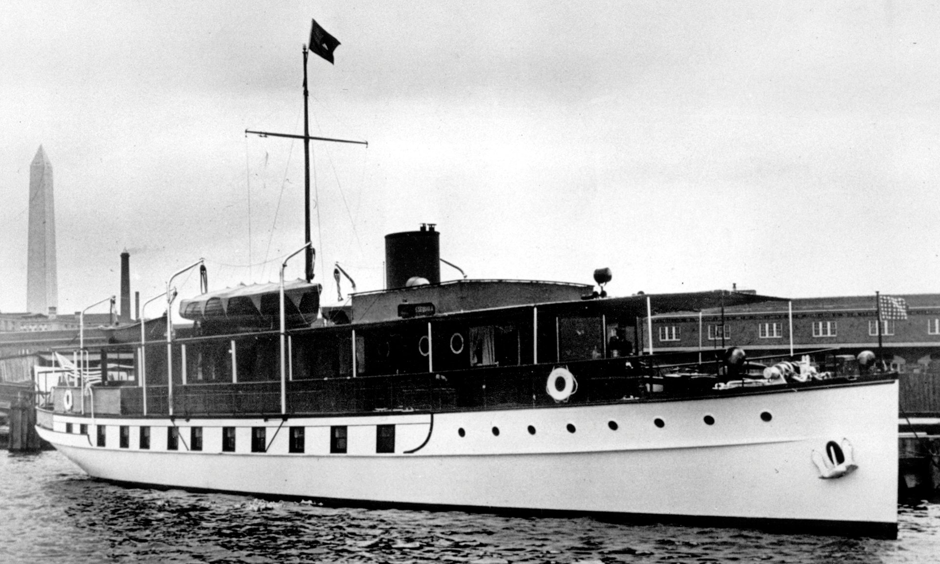 Presidential Yacht The U S S Sequoia Save Our History Movie HD free download 720p