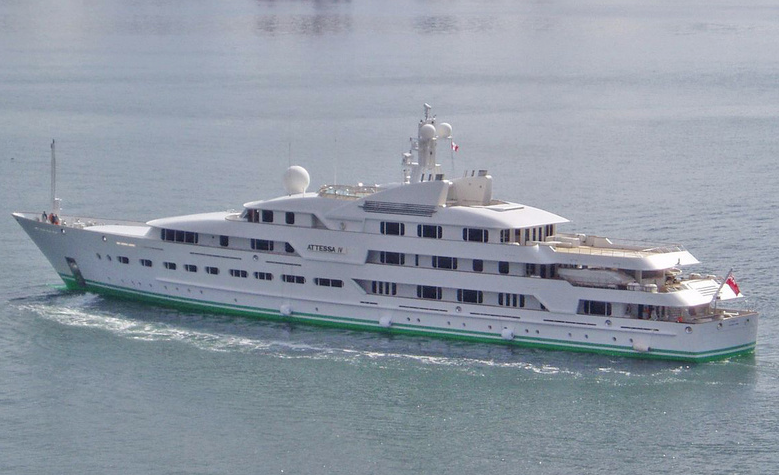 Serial Yacht Owners Attessa Yacht Harbour