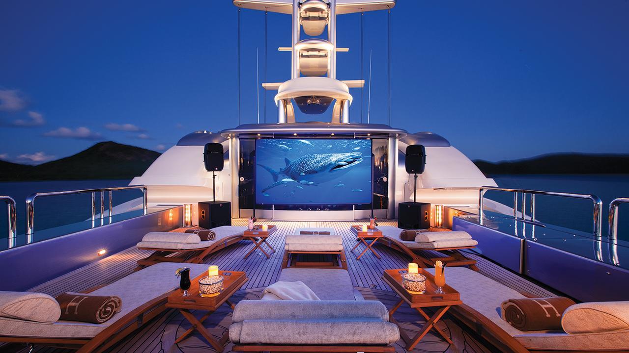 super jacht