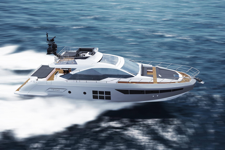 Carbon Fiber Azimut S7 Introduced Yacht Harbour