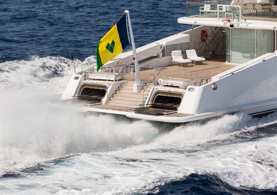 The iconic 74 5m Enigma is now sold - Yacht Harbour