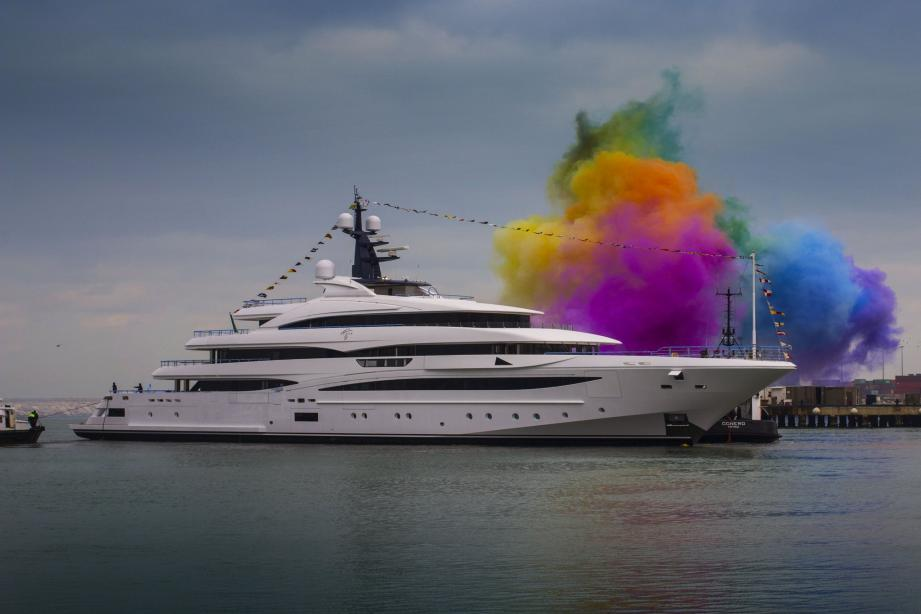 Top 10 largest yachts at the Monaco Yacht Show 2017 - Yacht