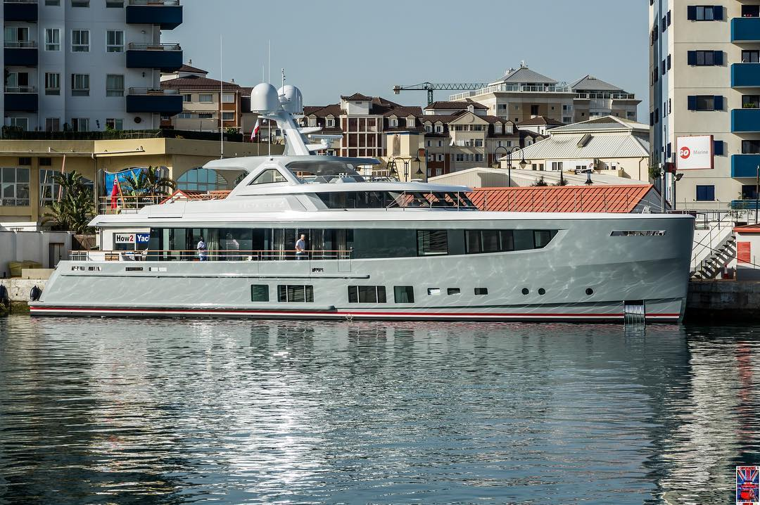 Mulder delivers ThirtySix yacht Delta One - Yacht Harbour