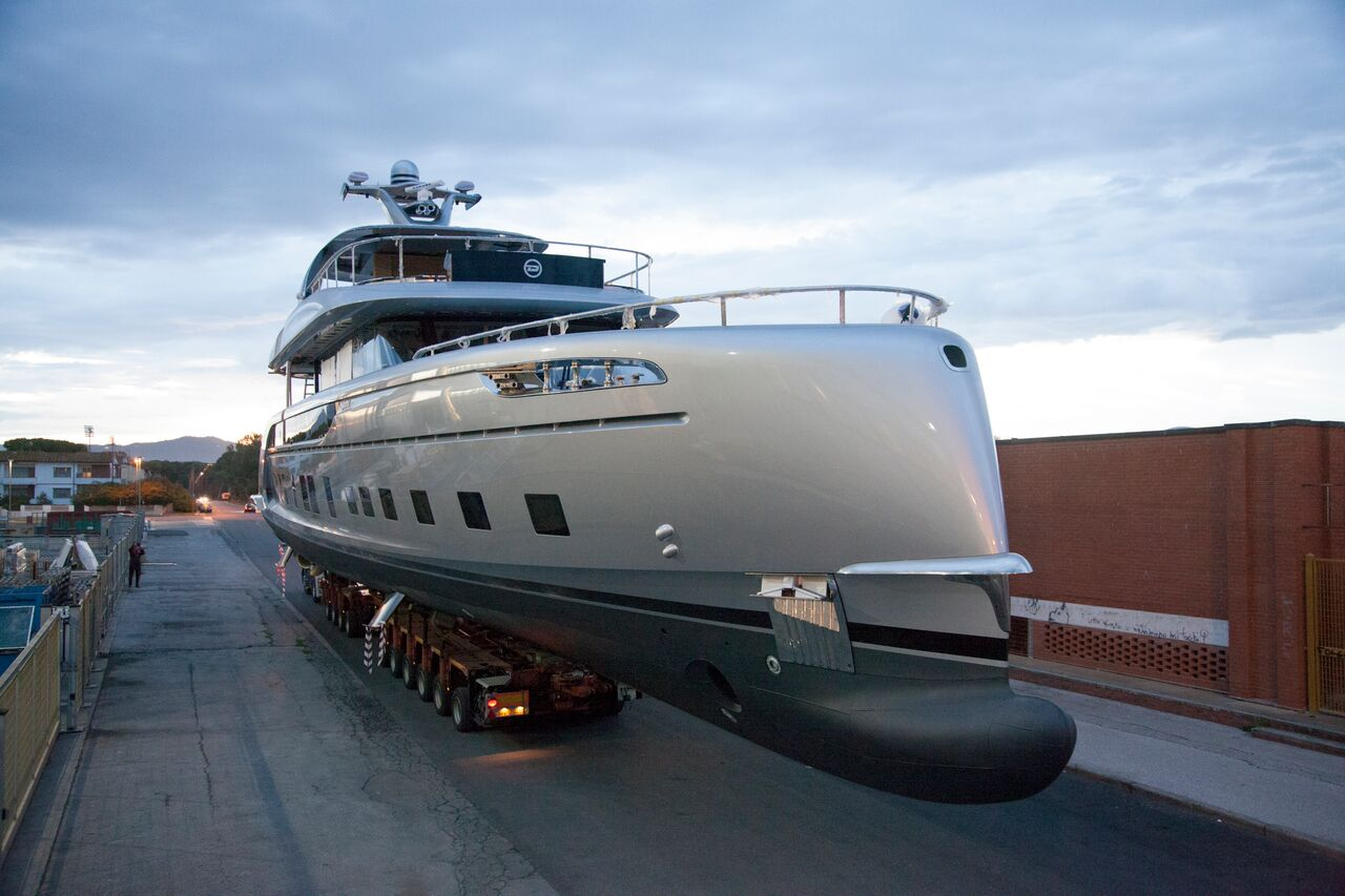 Dynamiq Yachts launches first GT115 designed by Porsche - Yacht Harbour