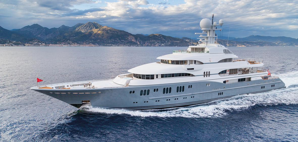 FLIBS: the 7 largest yachts going to Fort Lauderdale - Yacht