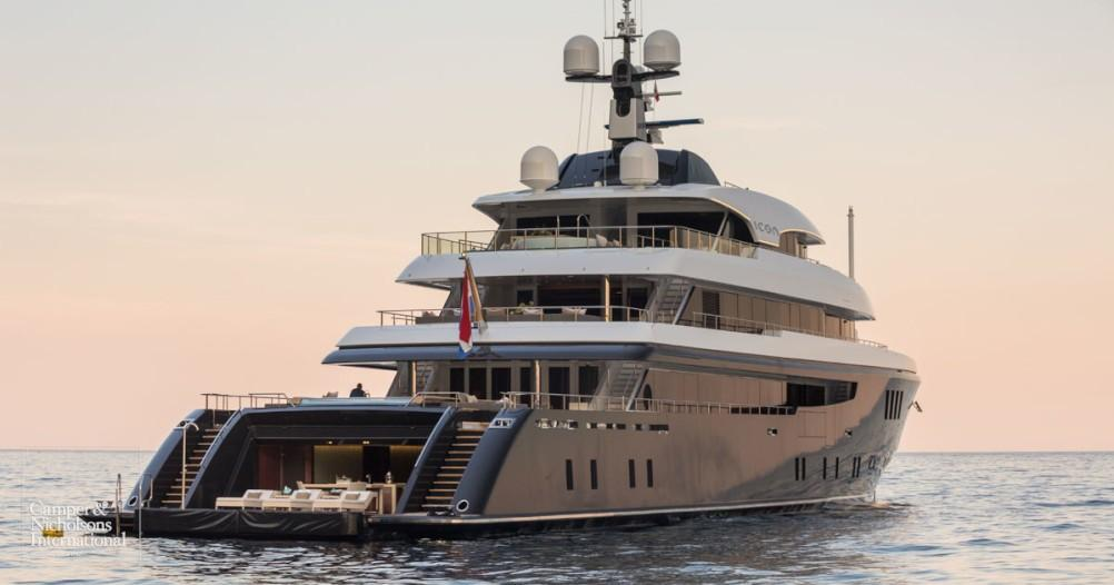 First yacht built by Icon Yachts sold - Yacht Harbour