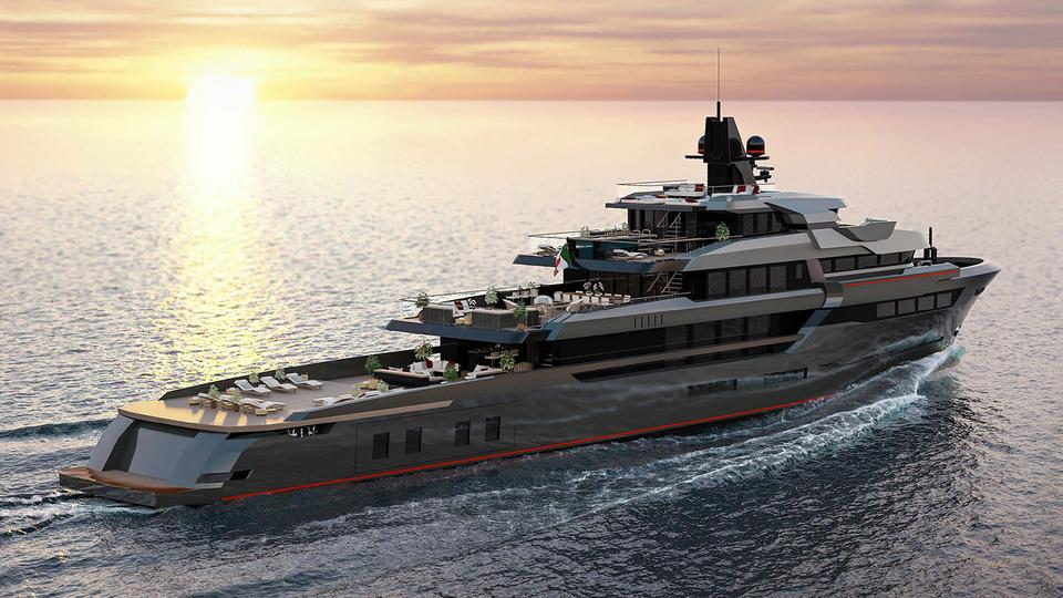 Trendy design projects at the 2017 FLIBS - Yacht Harbour