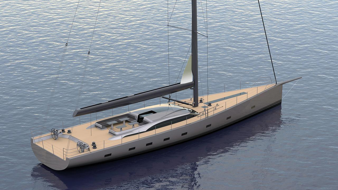 Oyster Says Their New Sailing Yacht Will Be Aston Martin On Water