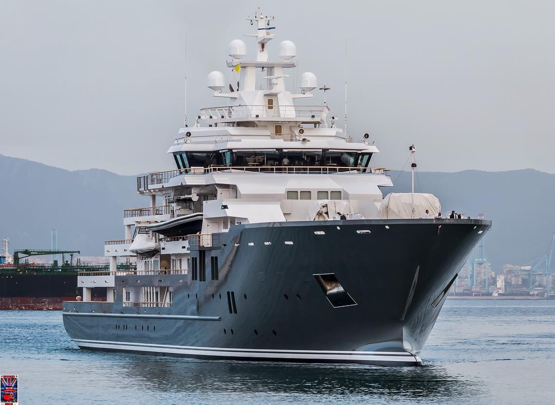 Inside the 107m yacht Mark Zuckerberg did not buy - Yacht Harbour