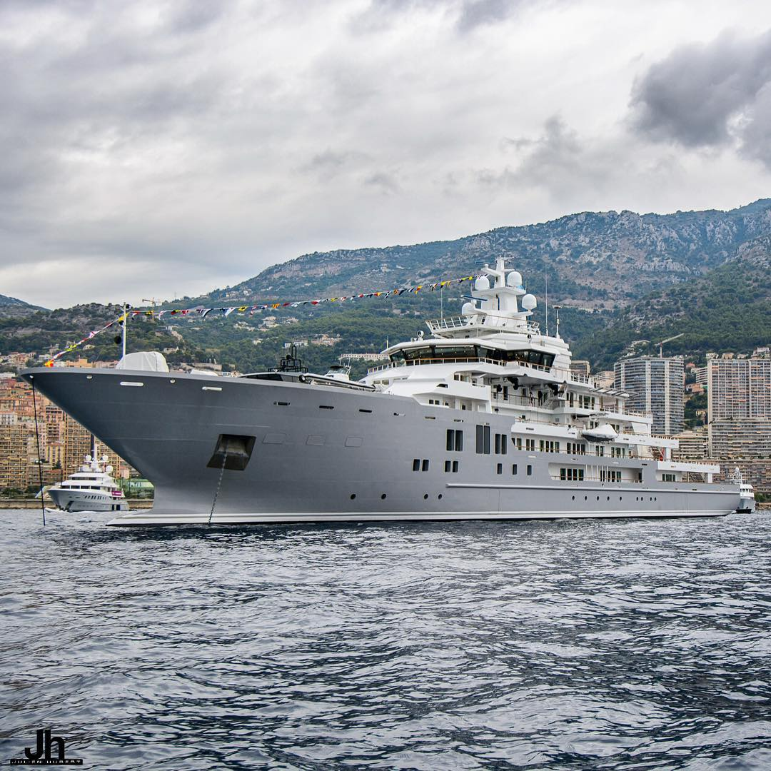 Inside the 107m explorer Zuckerberg did not buy - Yacht Harbour
