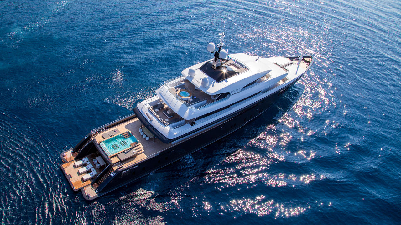 the 11 largest yachts sold in 2017 yacht harbour