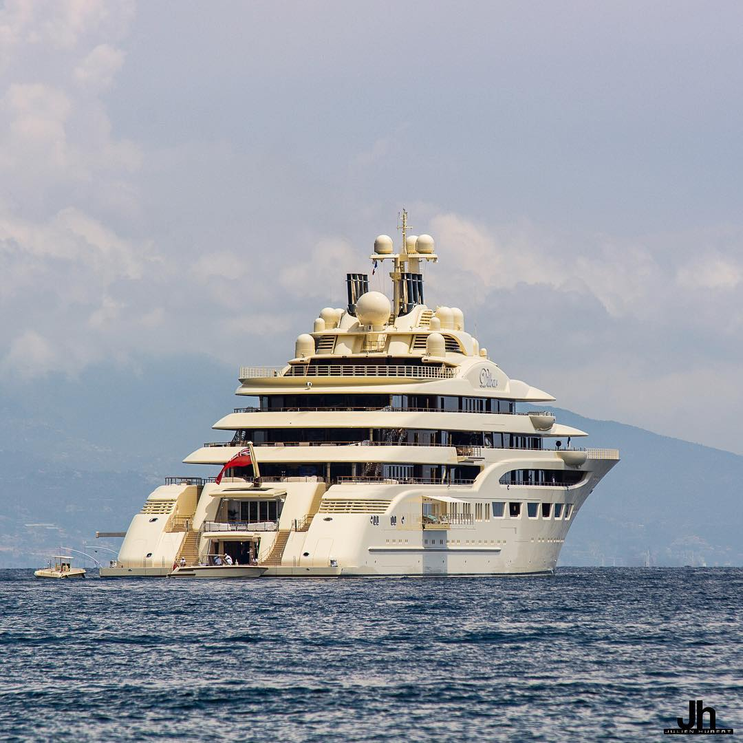 The World S Largest Yacht To Be Built By Norway S 4th Richest Man