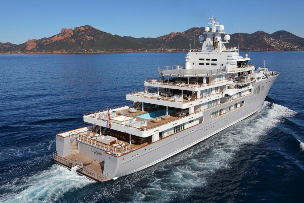 Inside The 107m Yacht Mark Zuckerberg Did Not Buy Yacht Harbour
