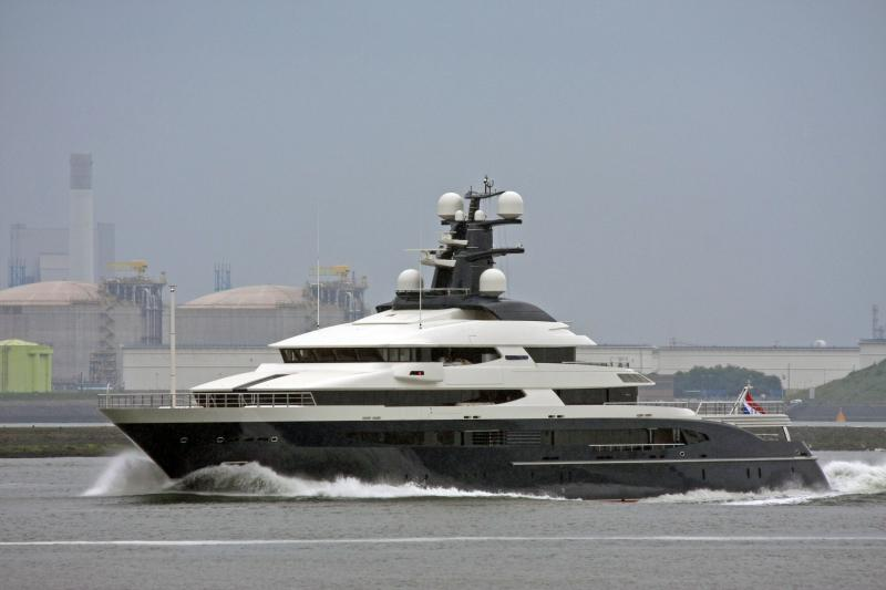 Equanimity The 91m Yacht In The Spotlight Of The Us Government
