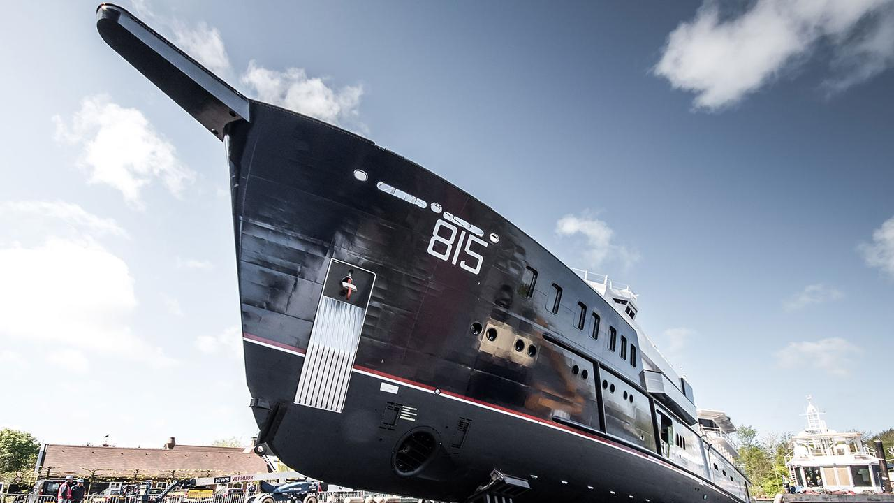 73 6 Metre Project 815 Technically Launched By Feadship And Named