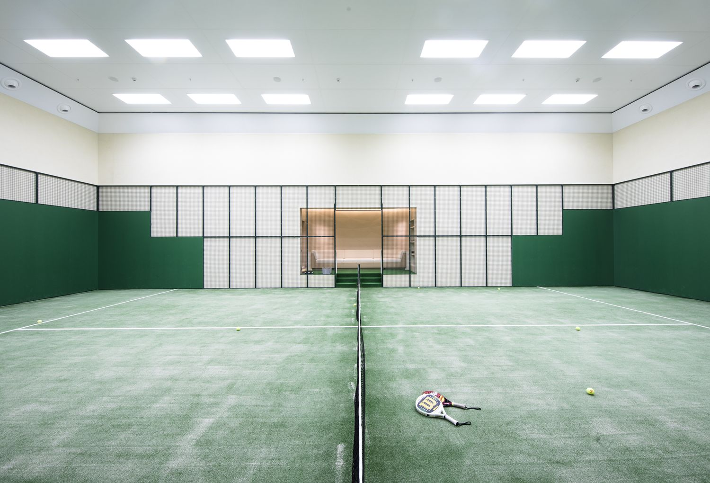 150 Million 98 Metre British Billionaire S Megayacht With The Indoor Tennis Court Spotted Yacht Harbour