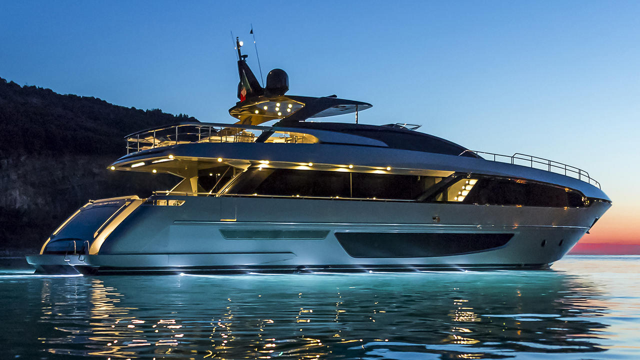 Zlatan Ibrahimovic S 8 Million Superyacht Yacht Harbour