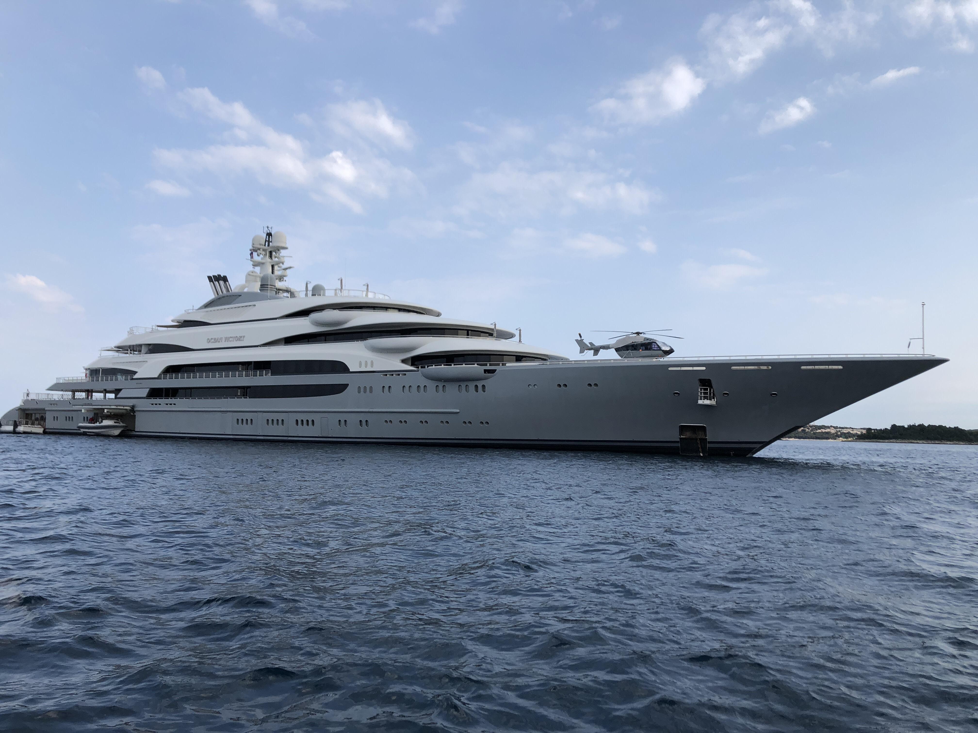 Яхты некоторых отечественных бизнесменов и политиков. Часть 1 Финансы,Флот