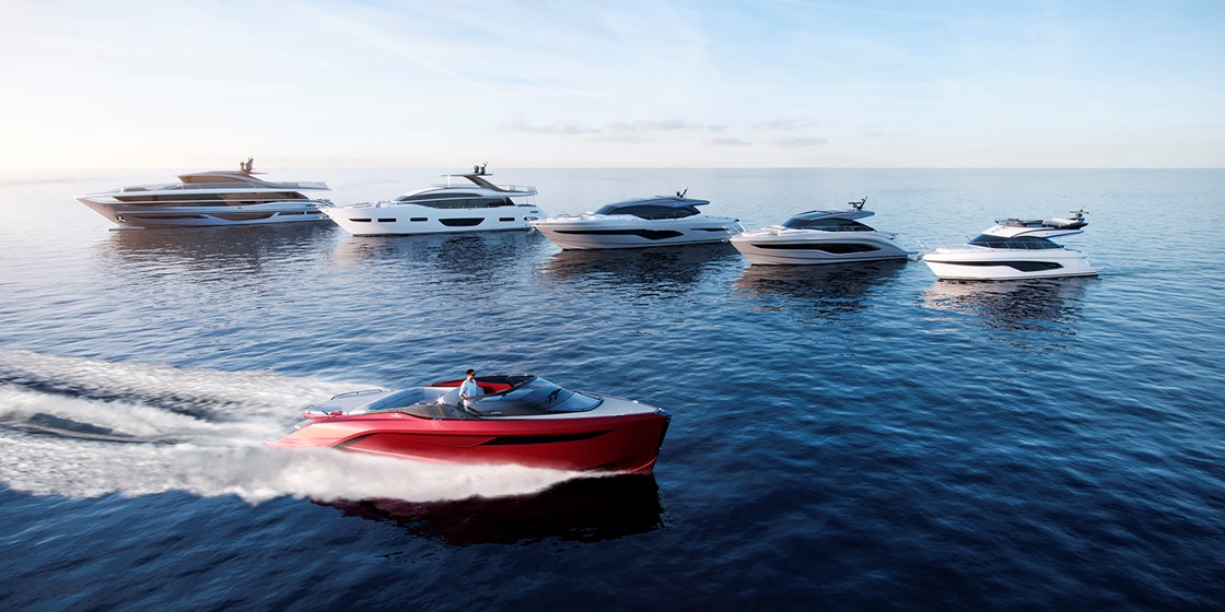 Princess Yachts Will Launch 6 New Models And Show Excellent Sales