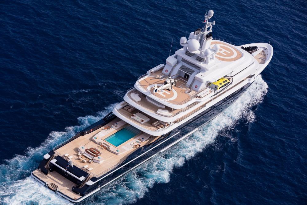 Developments Over Luna In Dubai Yacht Harbour