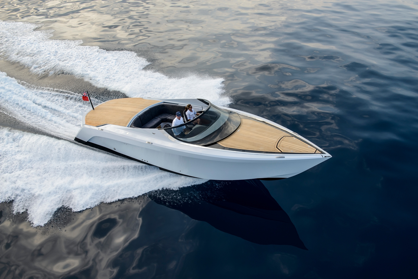 All New 11 Meter Aston Martin Yacht Is Launched In The Middle East