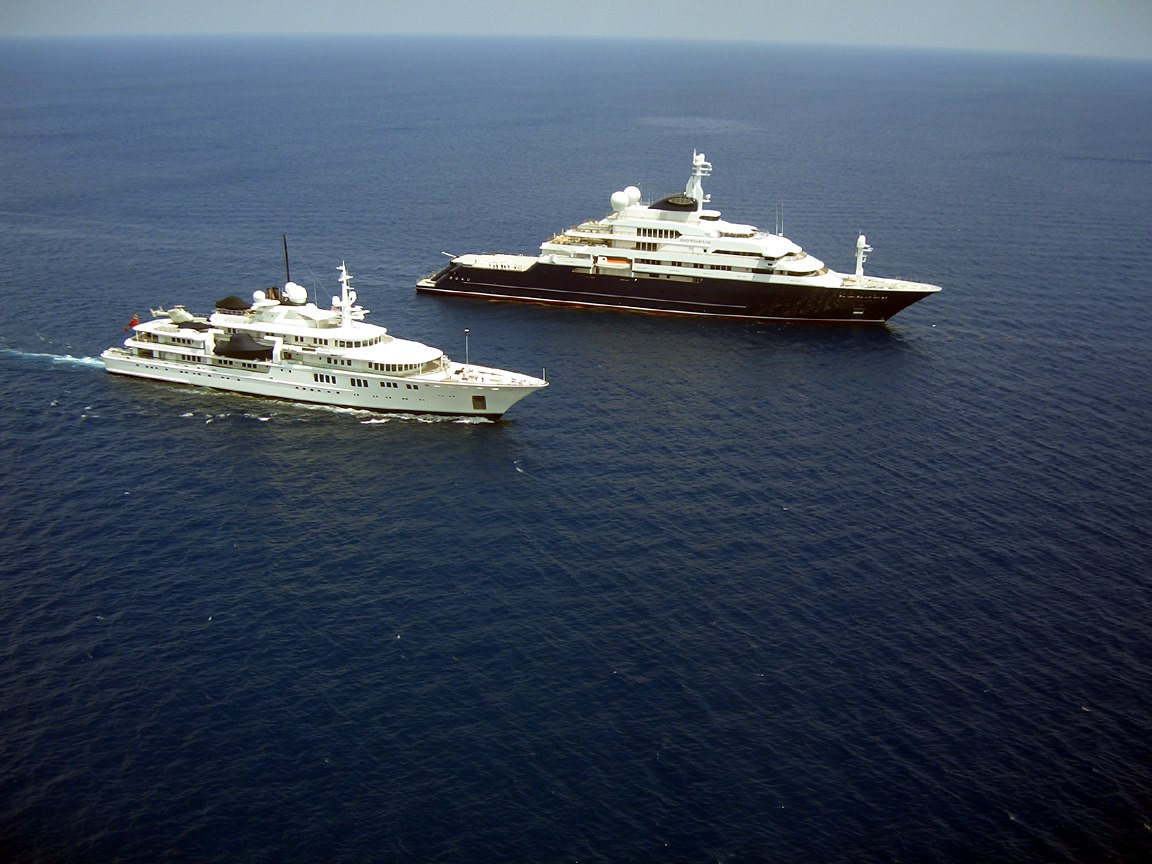 Paul Allen - owner of the 92m Tatoosh and 126m Octopus passes away - Yacht Harbour