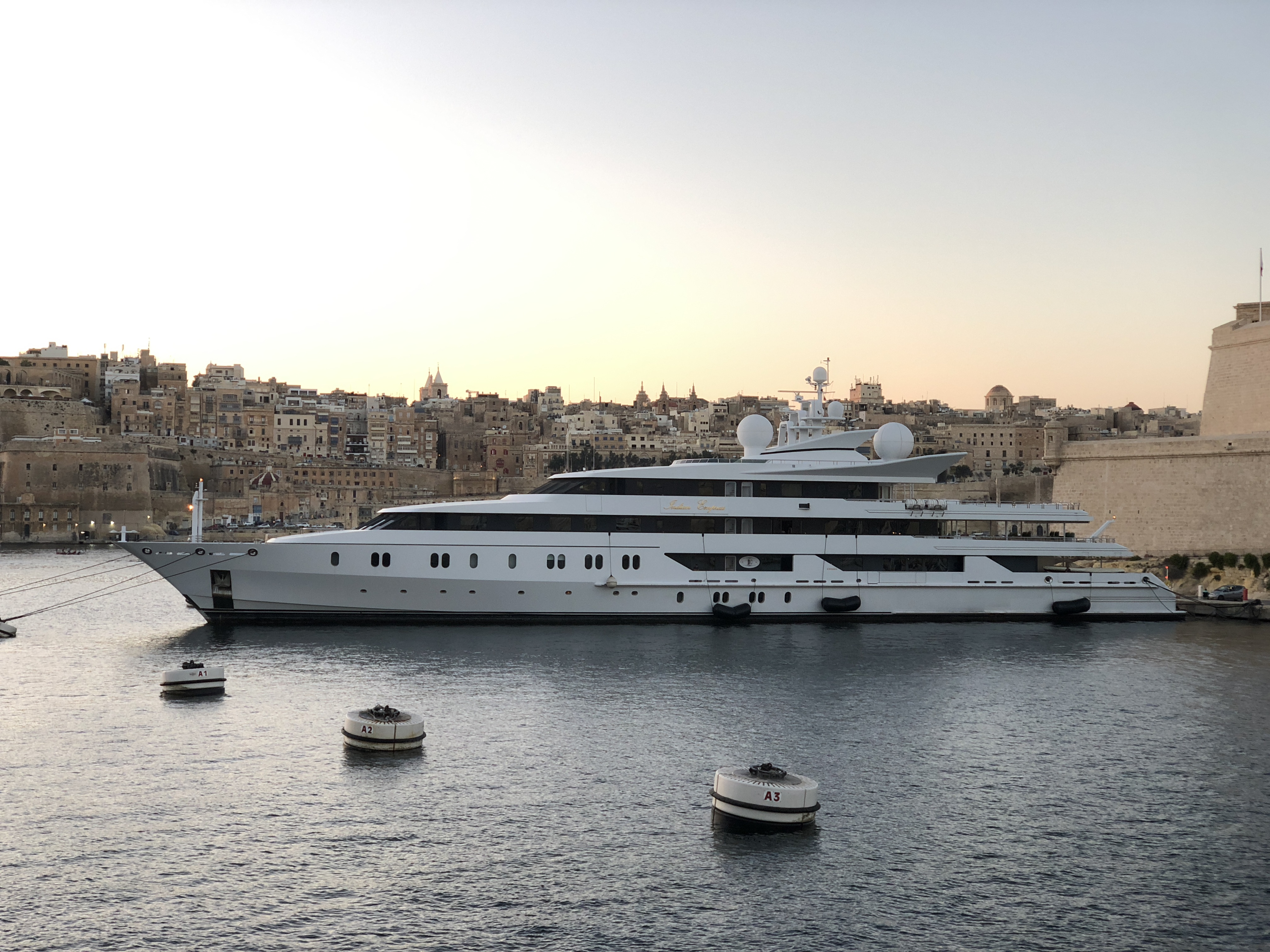 Indian Empress Crew Recovers 1 Million In Salaries Yacht Harbour