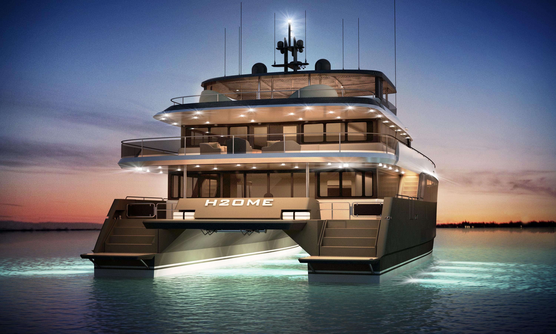 New 25-meter concept in catamaran design - Yacht Harbour