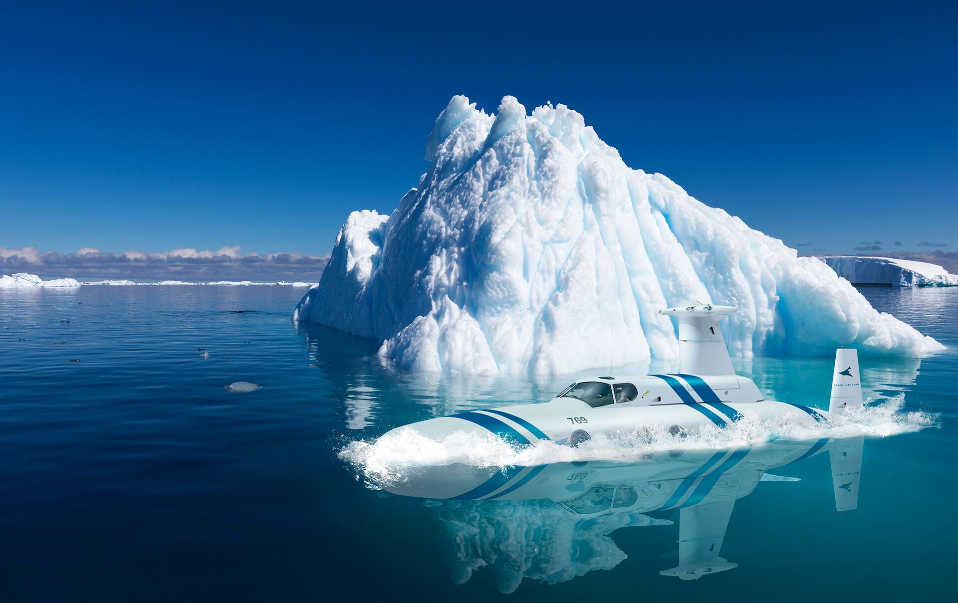 Underwater adventures: The best superyacht submarines