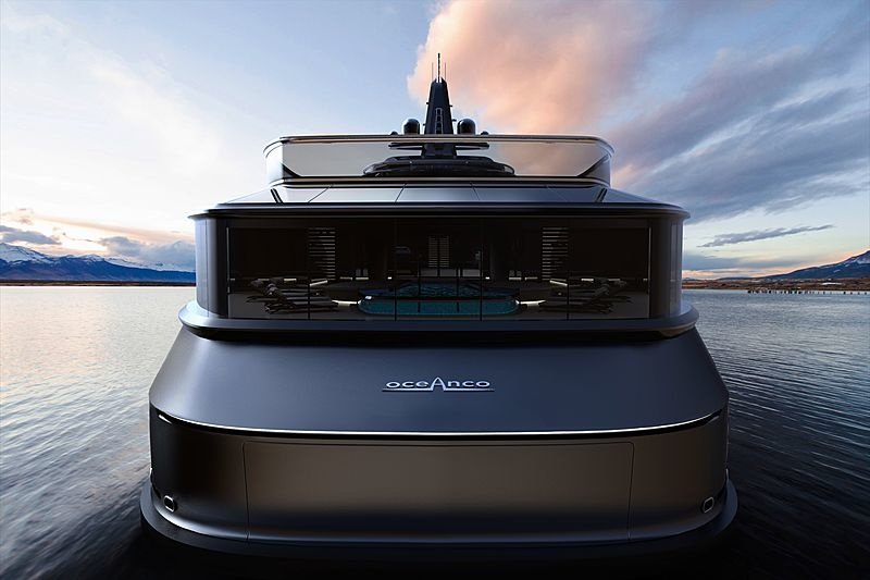 105-metre extreme expedition superyacht Esquel by Oceanco
