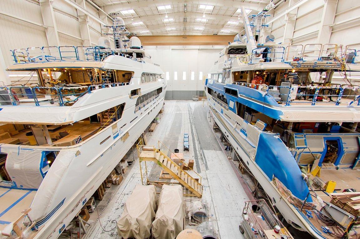 US builder Christensen Shipyards moves its production