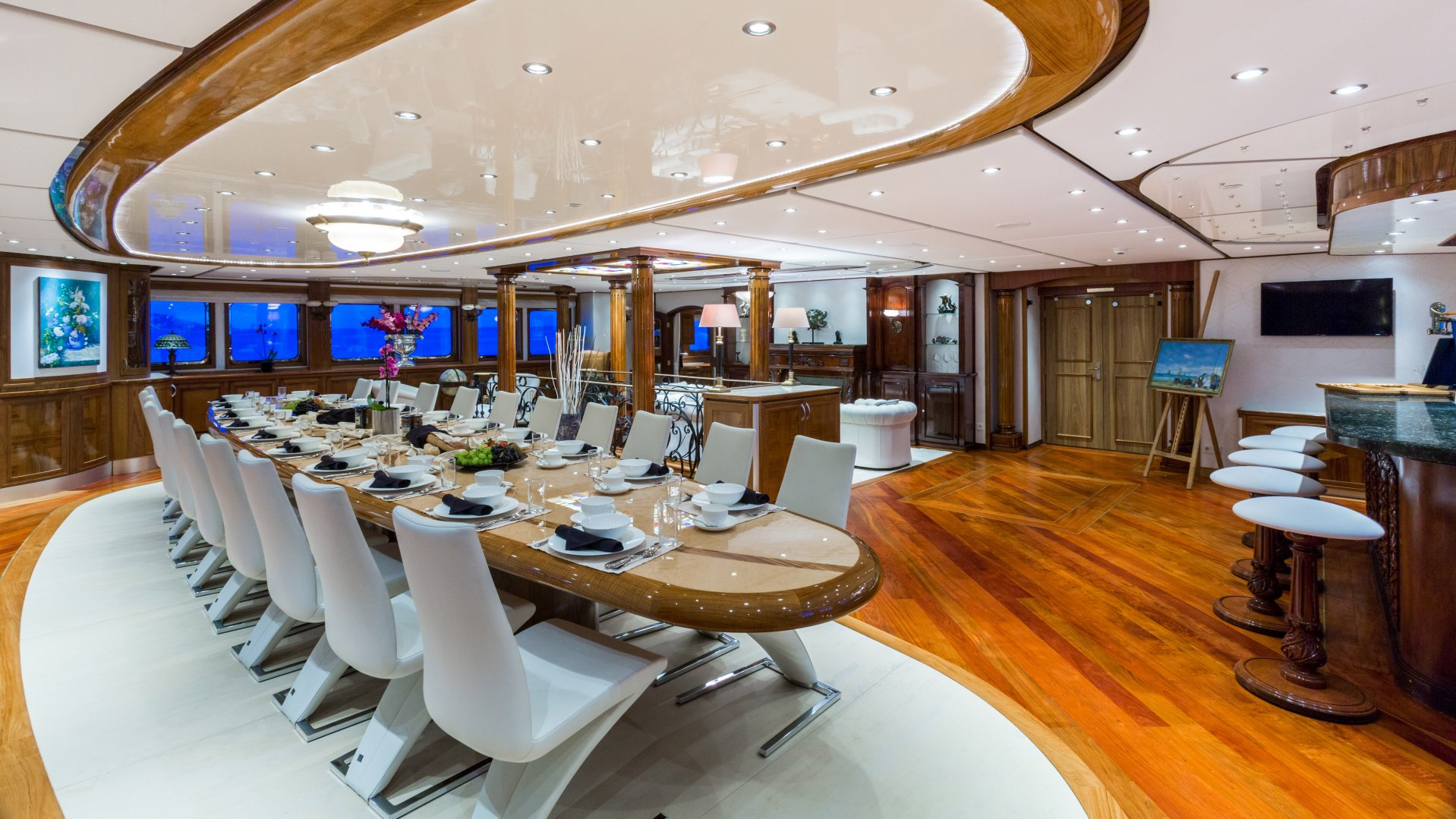 Legend 77m Explorer Finds A New Owner Yacht Harbour