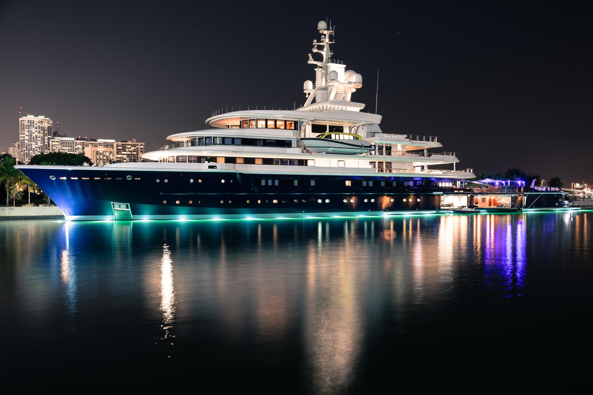 114m Explorer Yacht Luna Finally Released By Dubai Court Yacht Harbour