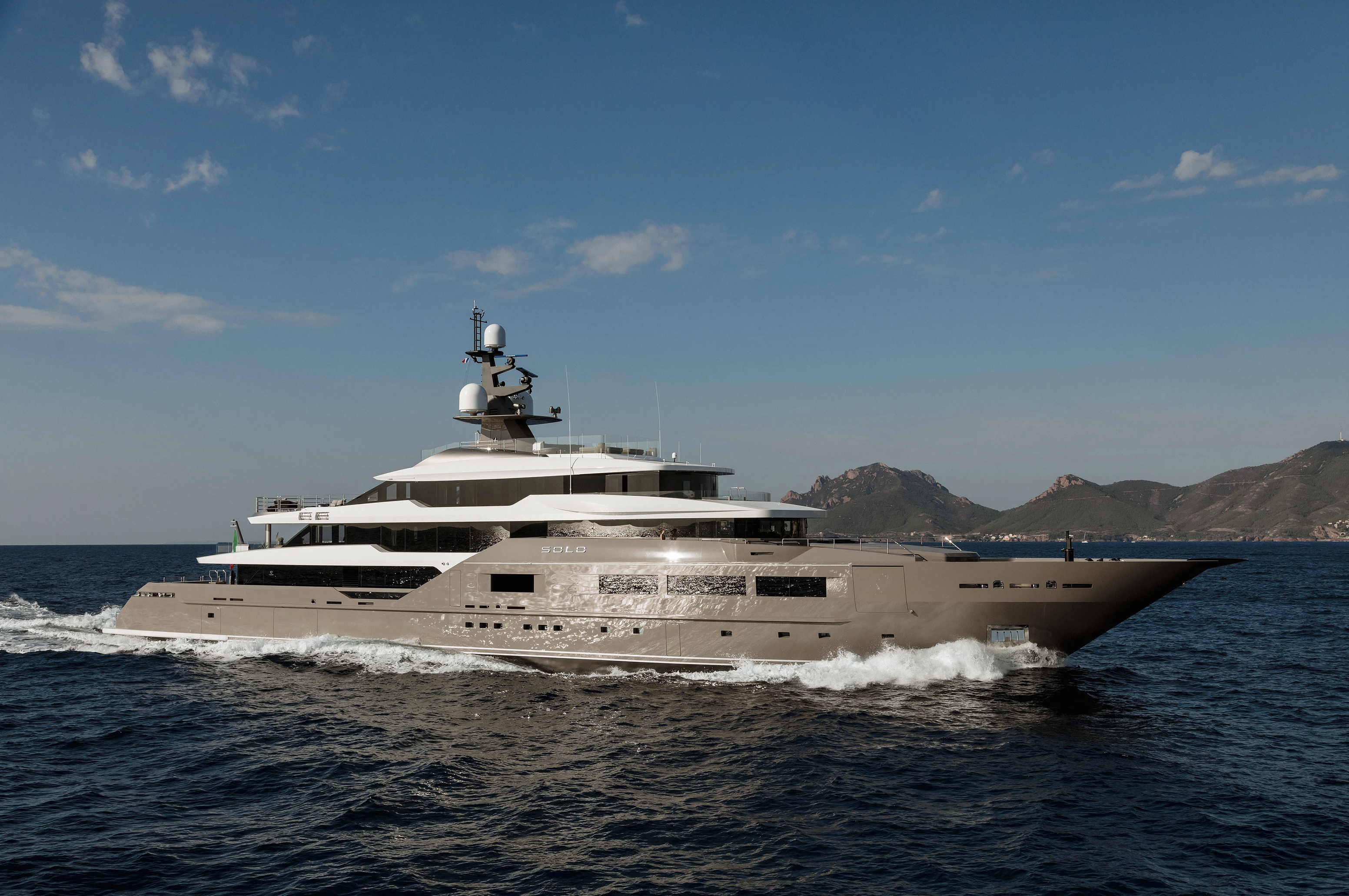 5 Of The Largest Yachts Confirmed For Superyacht Show 2019 Yacht