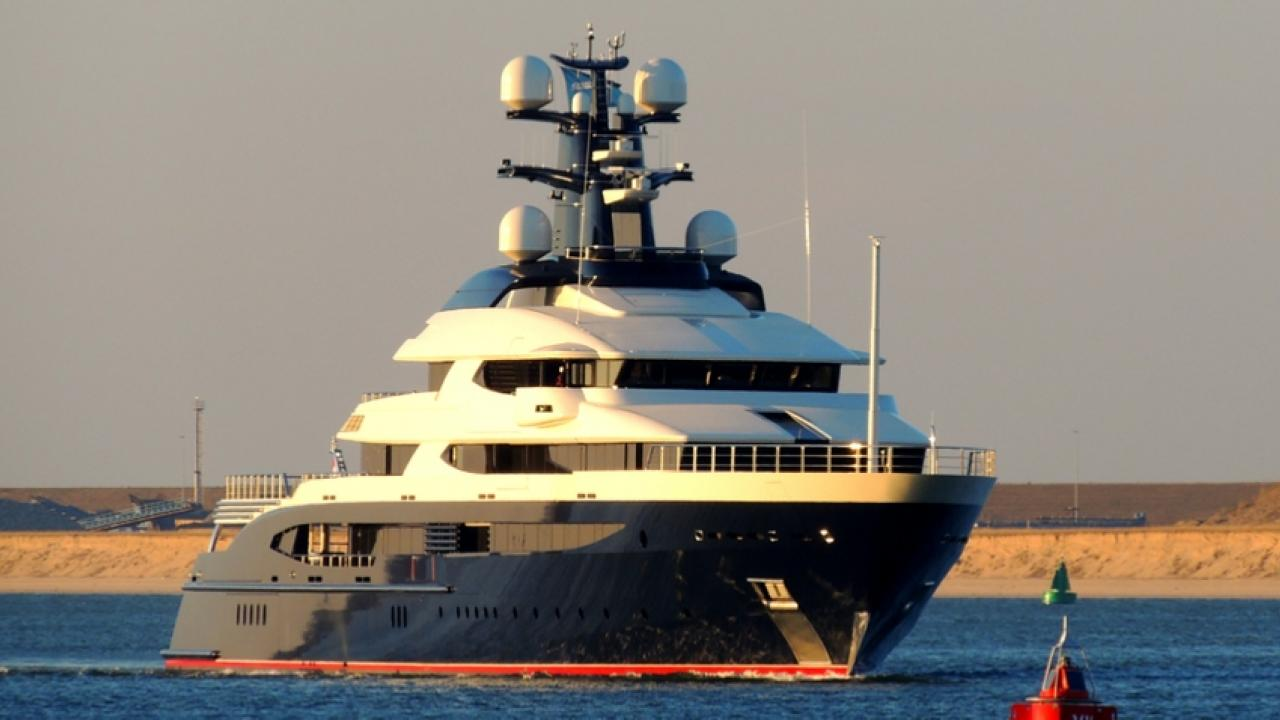 91 5m Superyacht Tranquility The New Beginning For Former