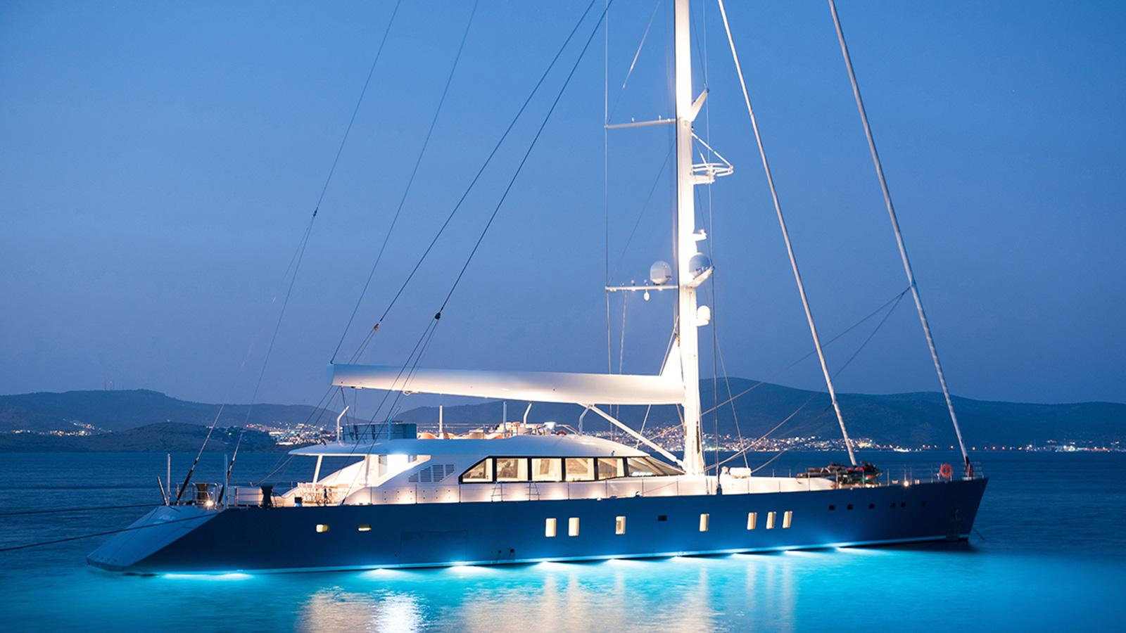 Ada Yacht launches 50m sailing yacht All About U 2 in Turkey - Yacht