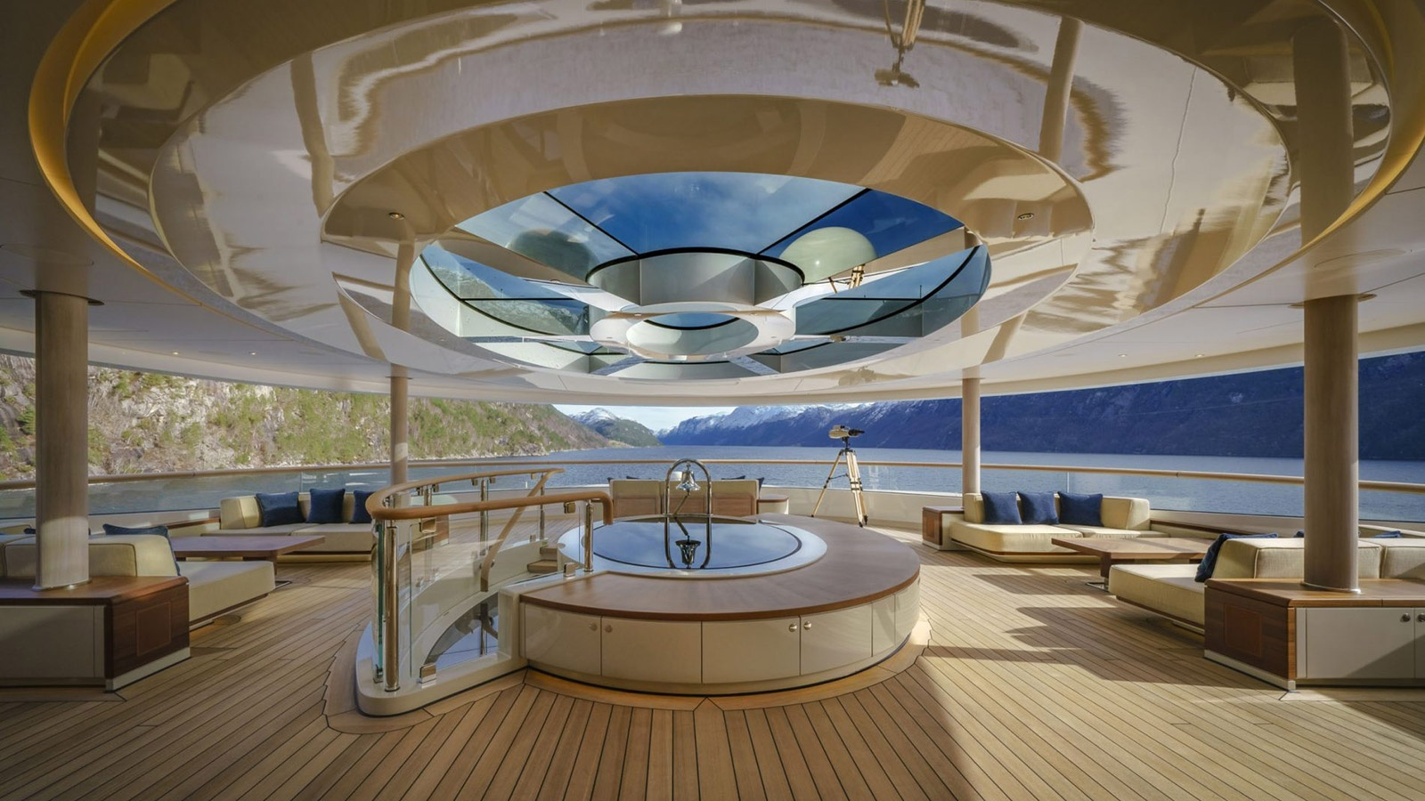 Amazon disclaims Jeff Bezos' ownership of 136m superyacht Flying Fox - Yacht  Harbour