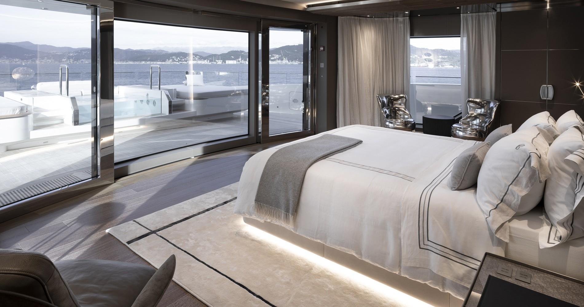 Inside 64m Attila By Sanlorenzo Yacht Harbour