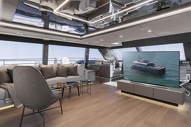 , Sunreef Yachts | Great White: le Yacht Sunreef de 5 millions de dollars de Rafael Nadal