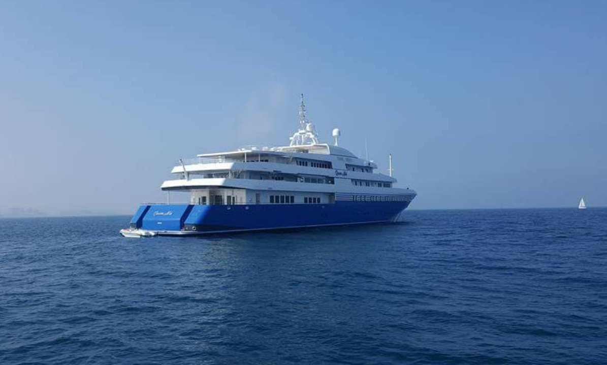 Sheldon Adelson Yacht The World's 20 Richest Yacht Owners