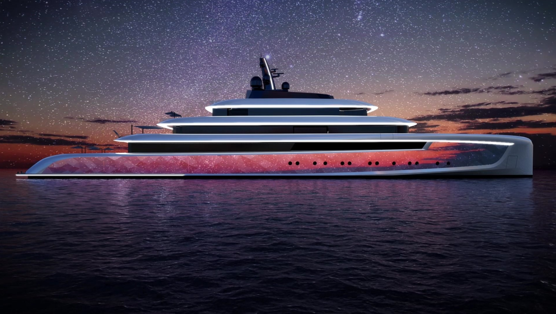 New renderings of revolutionary moonstone project yacht harbour