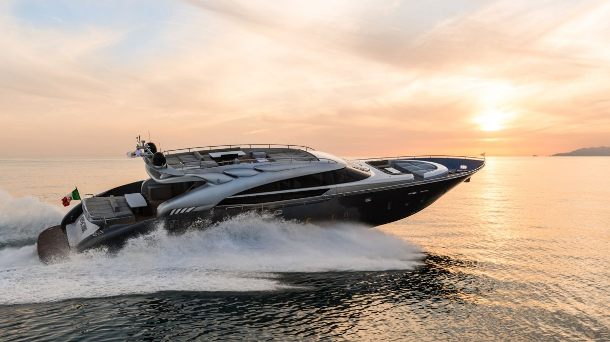 Ab Yachts Presents 53 Knots Superyacht Spectre Yacht Harbour