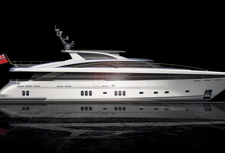 yacht Continental Three