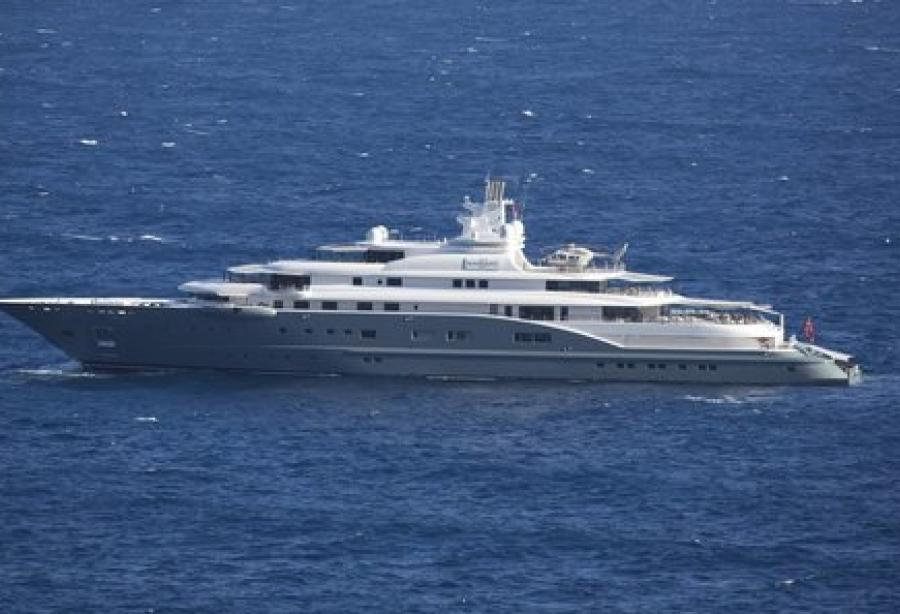 Top 25 Yachts Owned By Billionaires In 2016 Yacht Harbour