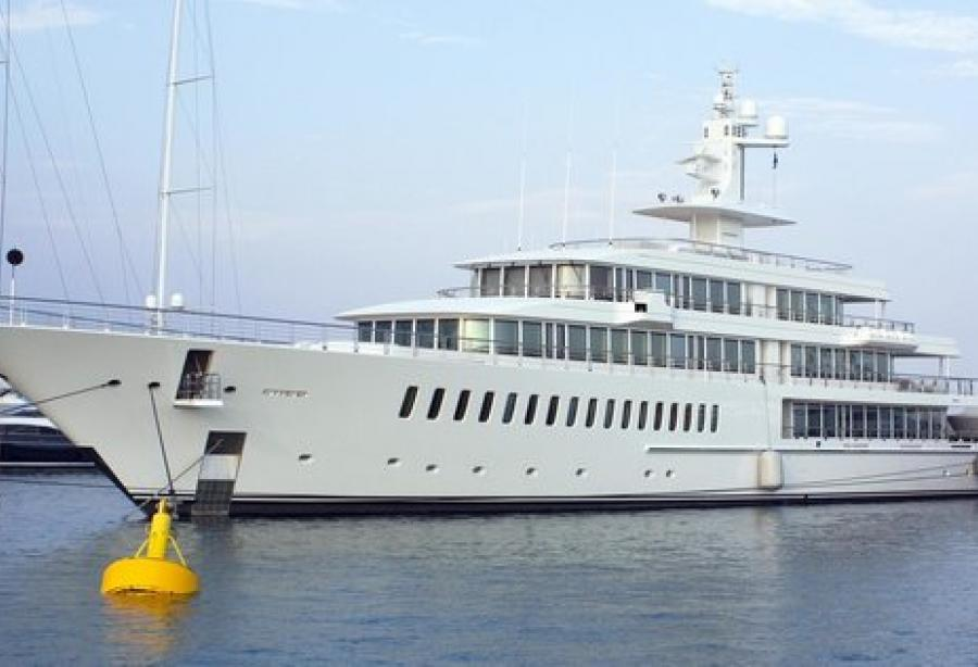 f1e7291a11d The Japanese name of this Feadship XL-88 comes from the renowned samurai