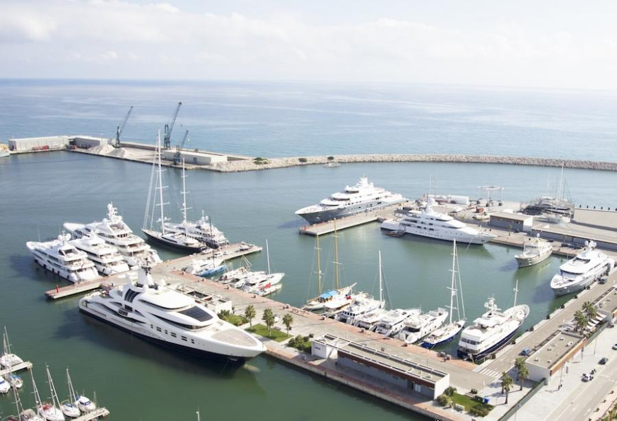Top 12 largest yacht berths - Yacht Harbour